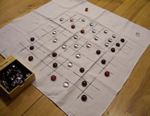 picture of nine square board two