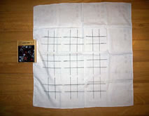picture of nine square board seven